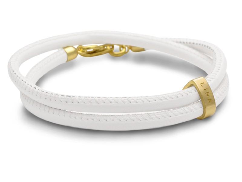 Lederarmband MEIN HERZ GOLD Silber vergoldet Brautschmuck Armband Namensgravur