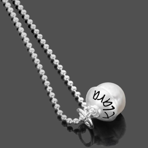 Konfirmation-Kommunion-Kette-925-Silber-Namenskette-Gravur