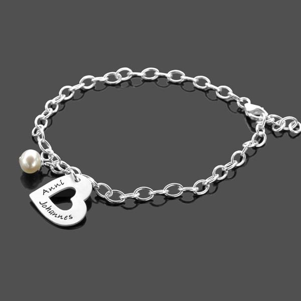 Namensarmband-925-Silber-Armband-Partnerschmuck