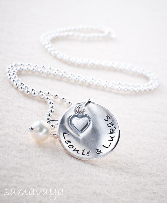 Namenskette-Kette-mit-Gravur-Silber
