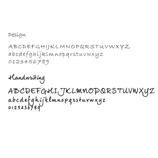 Kette mit Buchstaben LETTERS Namenskette Silber