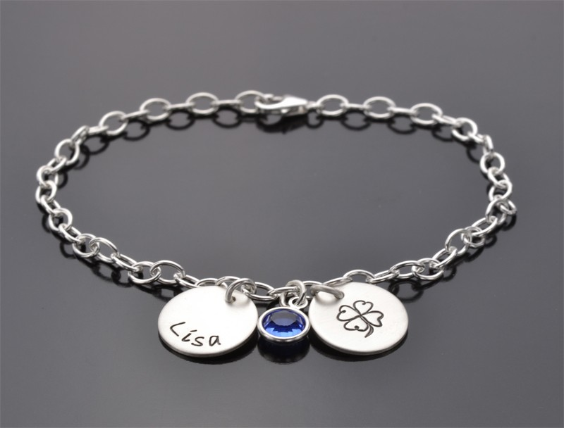 CHOOSE IT! 925 Silber Armband