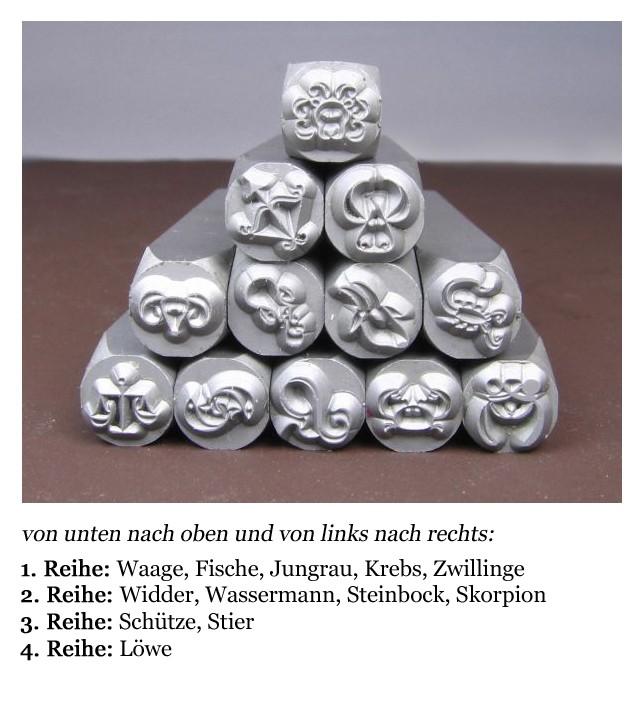 Geburtskette MEIN STERNZEICHEN 925 Silber Namenskette Gravur