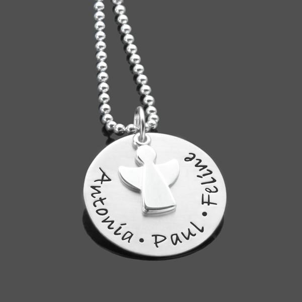 Namenskette-Gravur-925-Silber-Kette-Familienschmuck