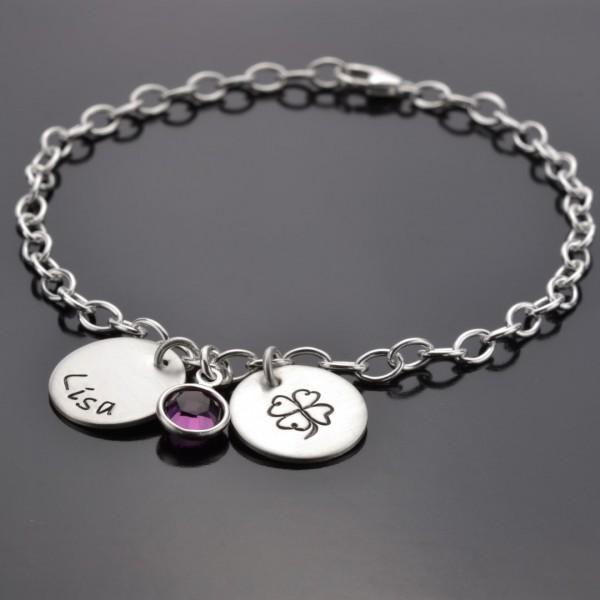 CHOOSE IT! 925 Silber Armband