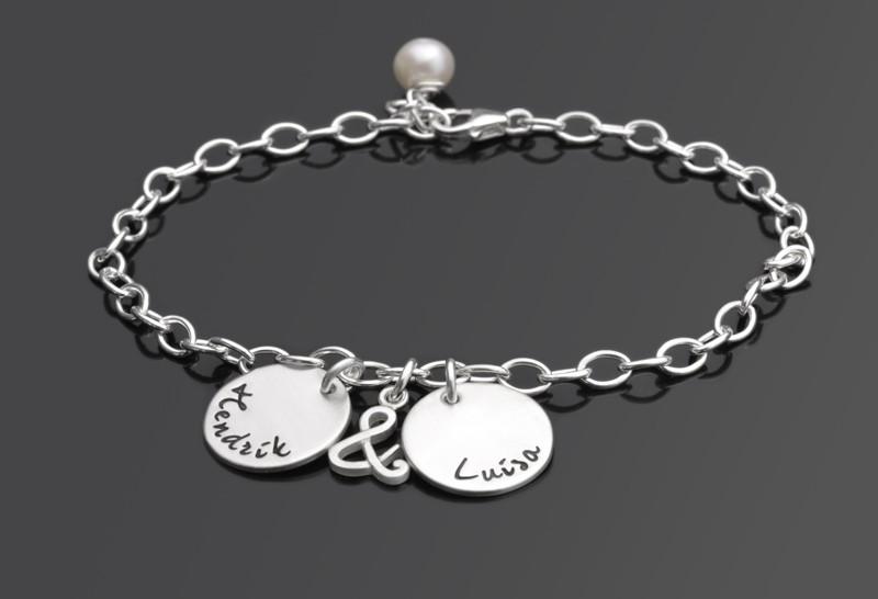 Fusskettchen-Silber-Fusskette,-Namensschmuck-fuer-Liebende